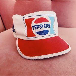 Vintage Pepsi Cola 80s SnapBack